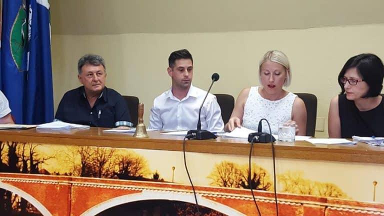 Kristina Ikić Baniček, Sisak, vijeće