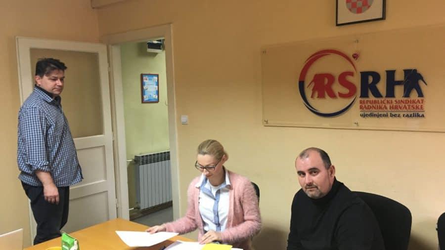 Izvršni odbor RSRH
