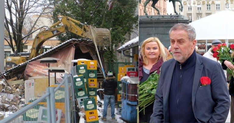 Milan Bandić, Jabuka