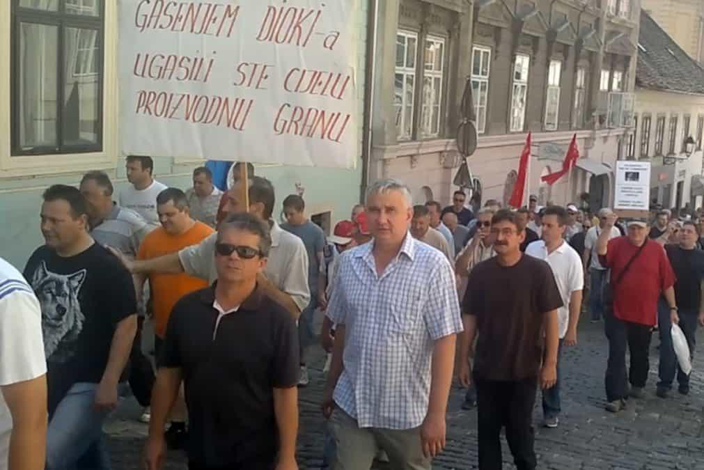 radnici DIOKI-ja