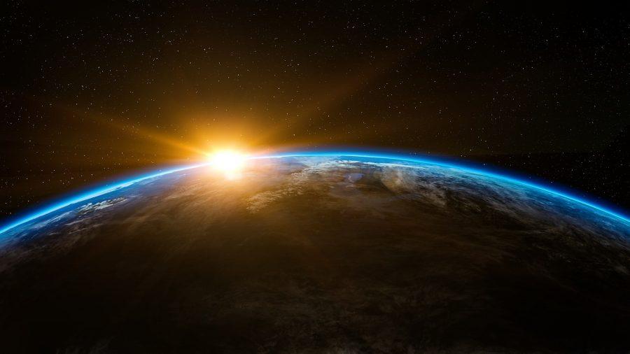 Sunce, Zemlja, svemir
