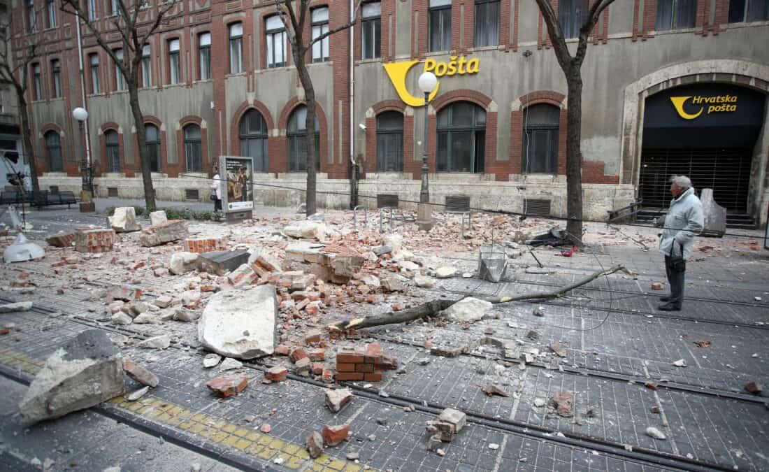 Pomoc Fonda Solidarnosti Za Sanaciju Potresa U Zagrebu Sjela Je Prije Mjesec Dana A Natjecaja Jos Nema Faktograf Hr