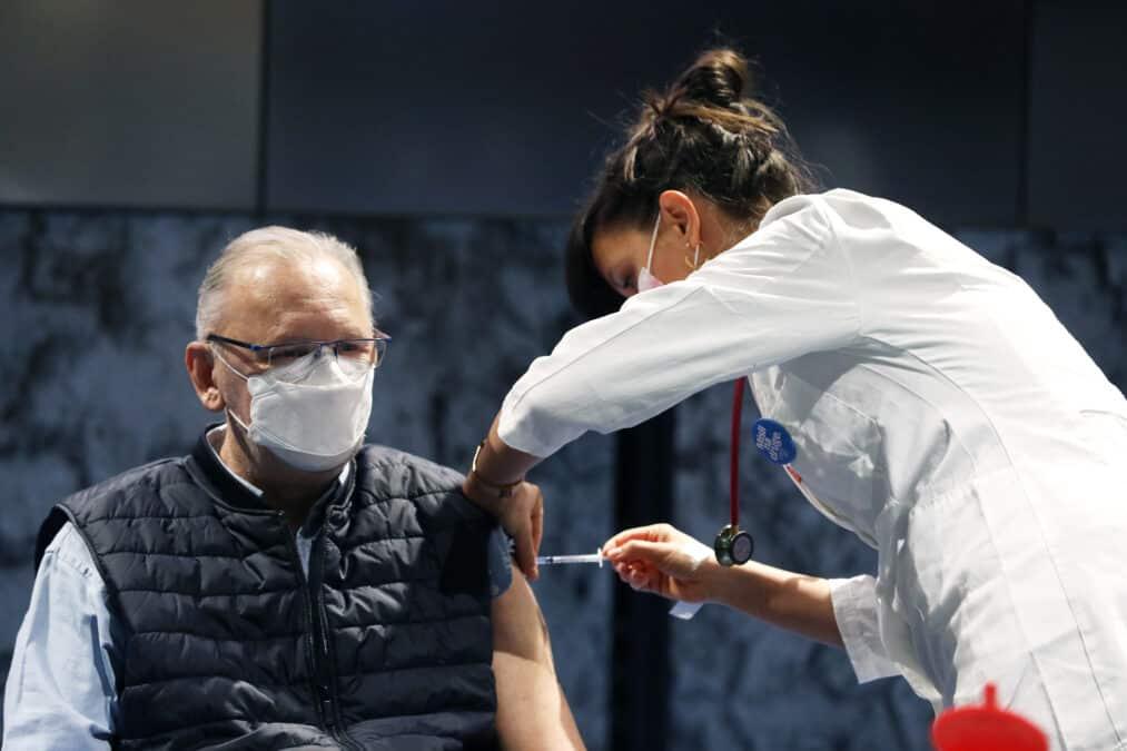 Božinović cijepljenje
